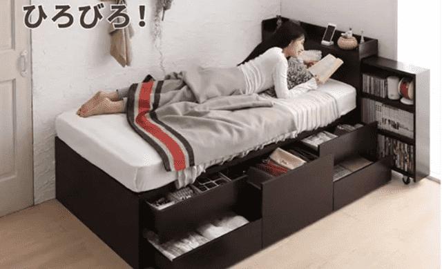 ベッドスタイルおすすめベッド5