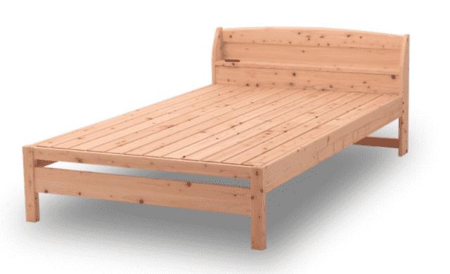 源(みなもと)ベッドのおすすめベッド・マットレス1