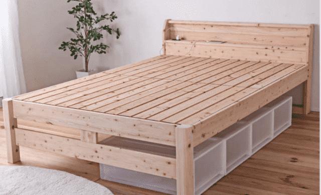 源(みなもと)ベッドのおすすめベッド・マットレス2